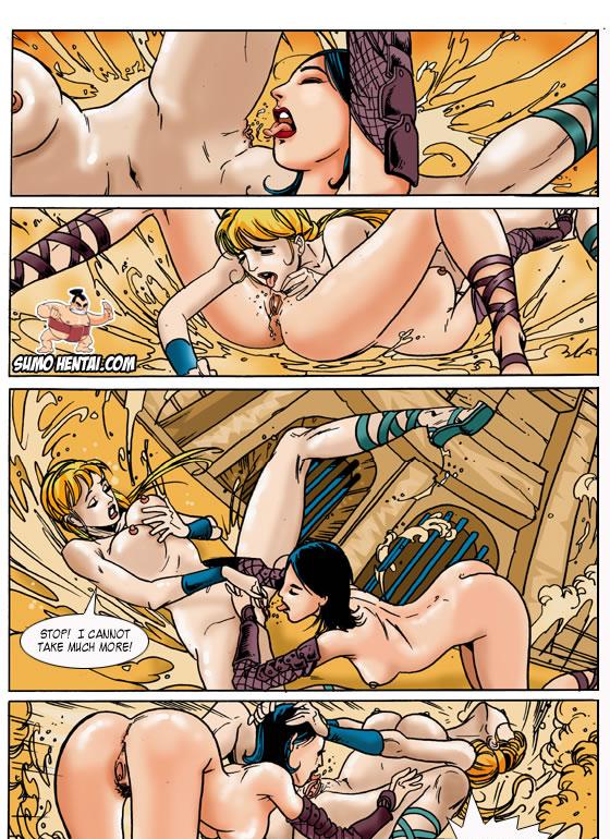 Порно комиксы рим 45969 фотография