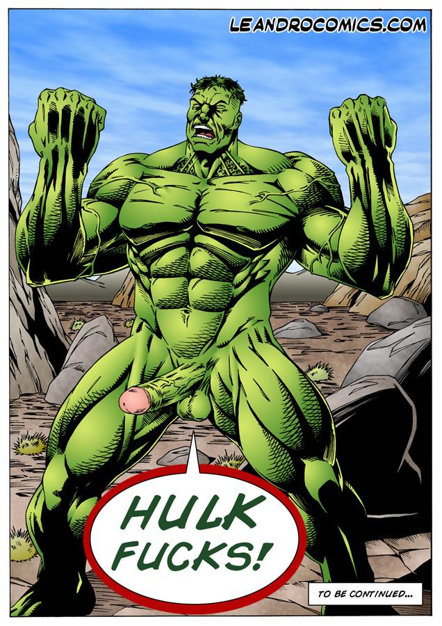 Hulk smash pussy - 2 part 8