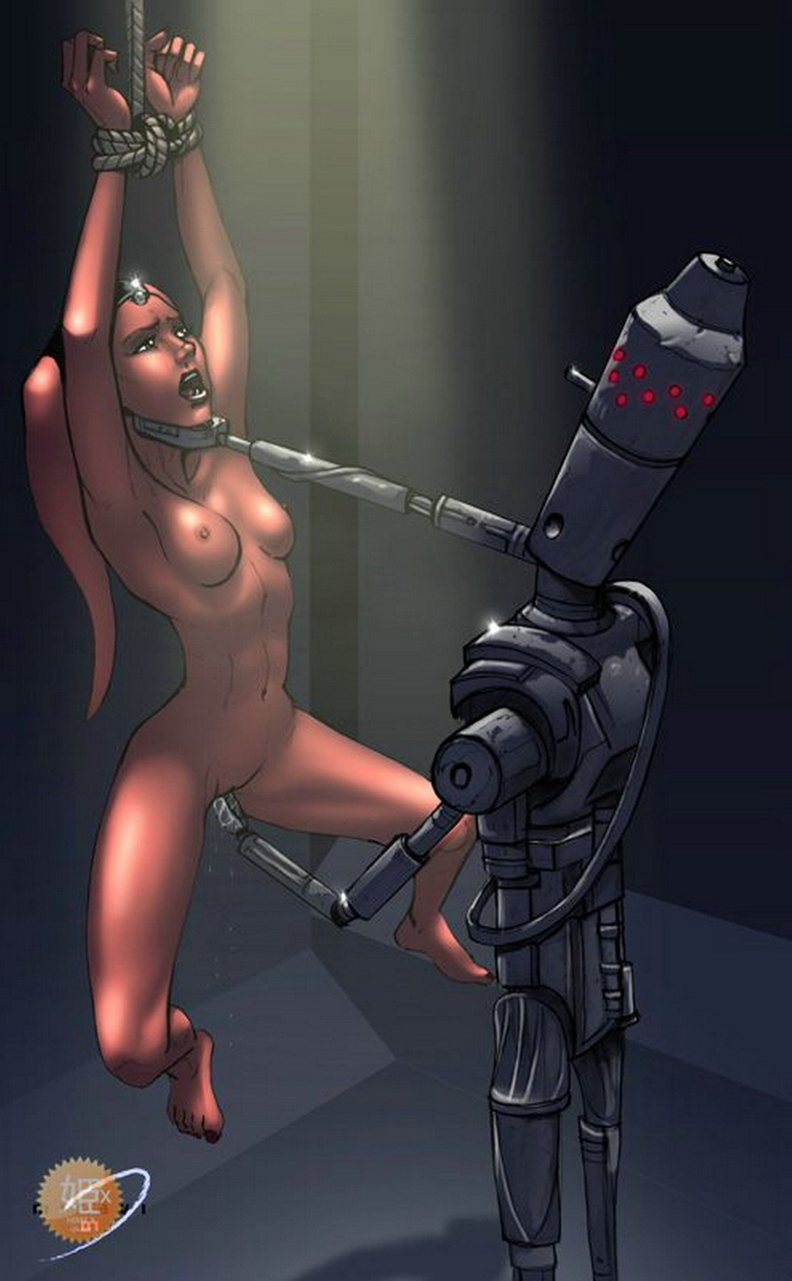 Cartoon star wars grils nude fucked pictures