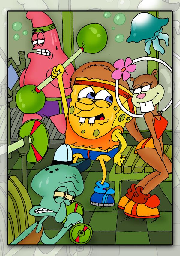 Porn sponge bob Spongebob Squarepants