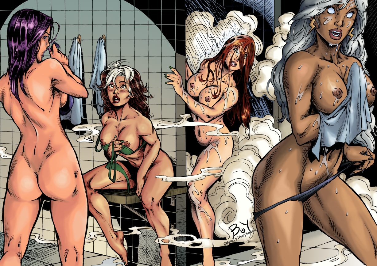 Fables nudity naked scene