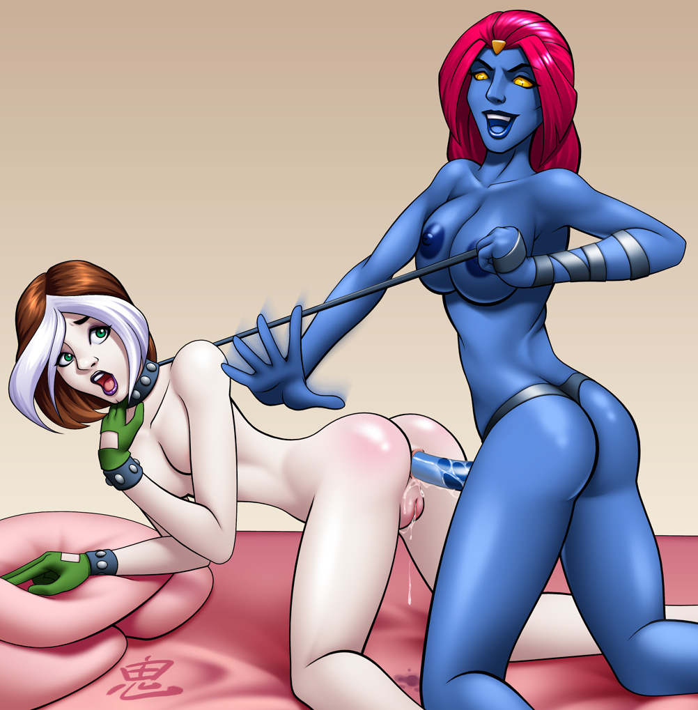 X men hentai rogue sex picture