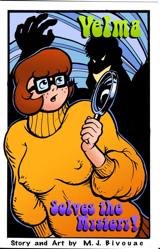 [M.J. Bivouac] Thelma – Solves the Mystery! (Scooby-Doo)