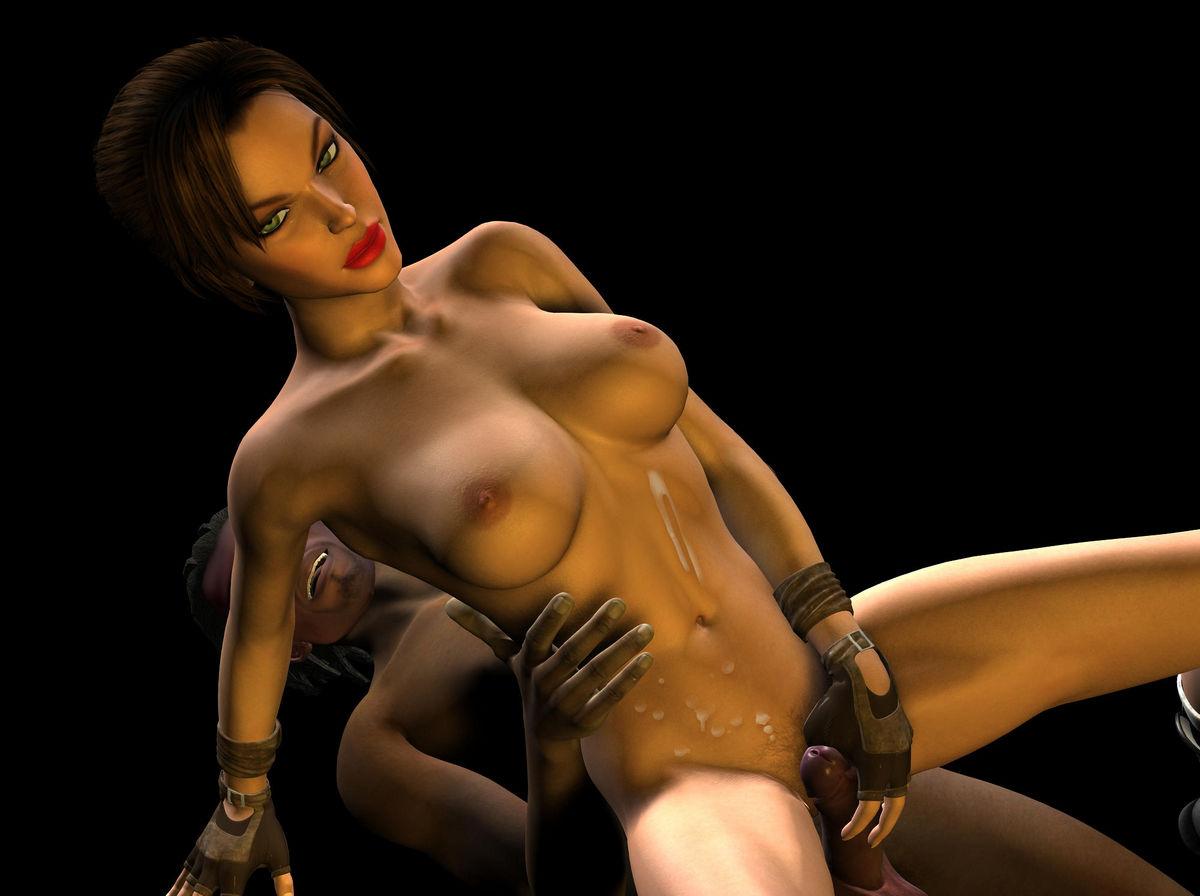 Эротическое видео картинки с ларой крофт эро современных африканских племен