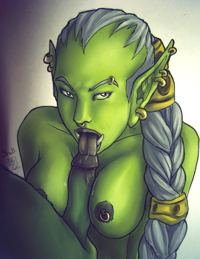 Wow orc porn