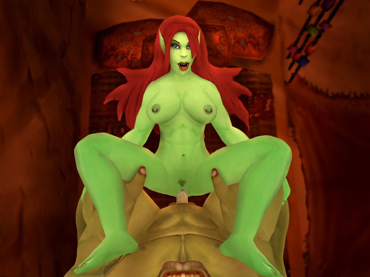 Porn wow orcs goblins blood elf jizzart nackt pics