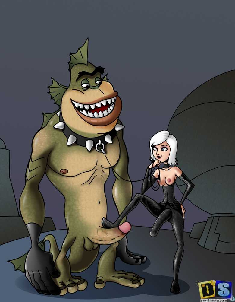 Monsters vs aliens porn pics of susan hd hentay pictures