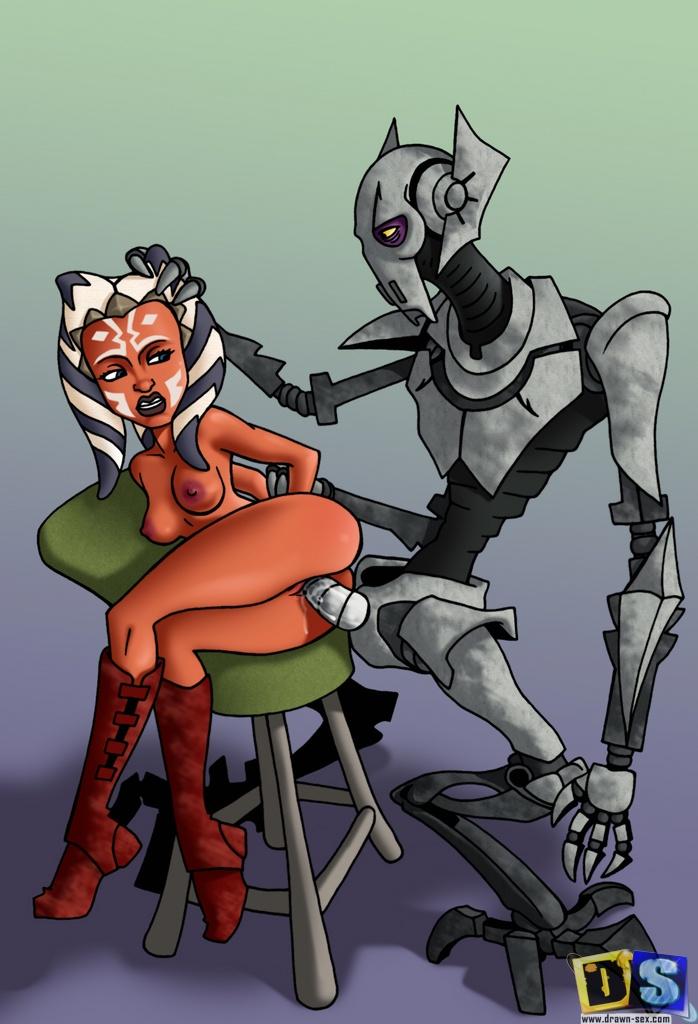 Fox sex scene