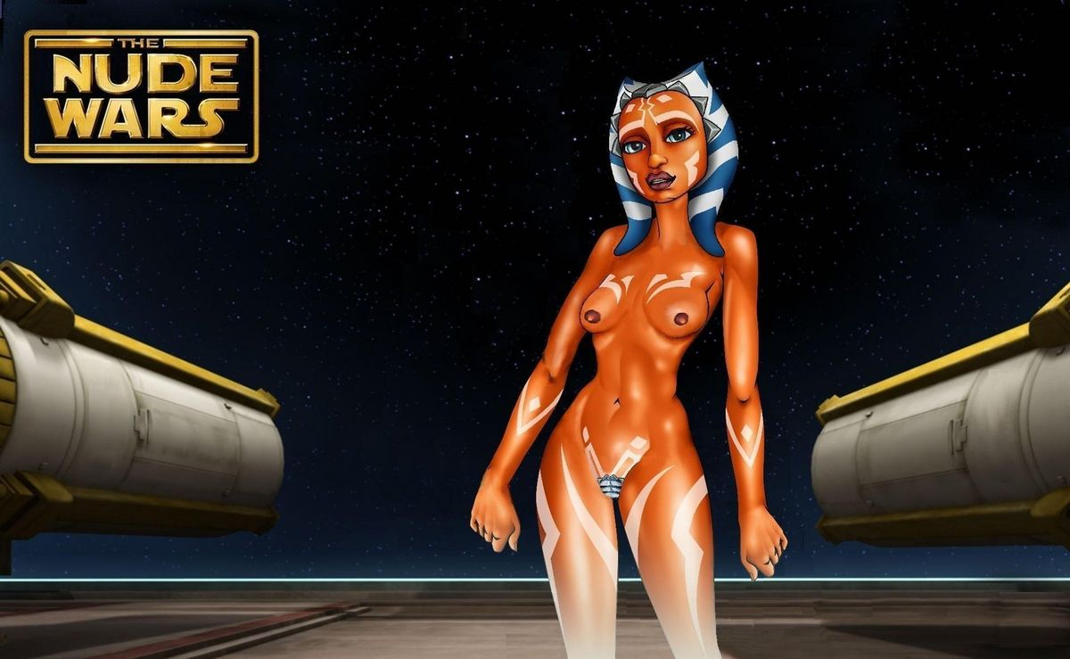 Star wars the clone wars naked 11