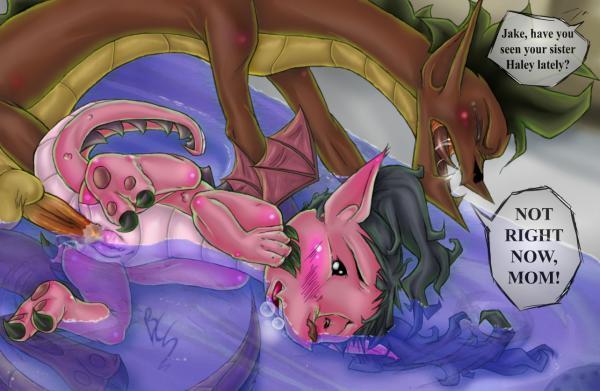 фото секс американский дракон