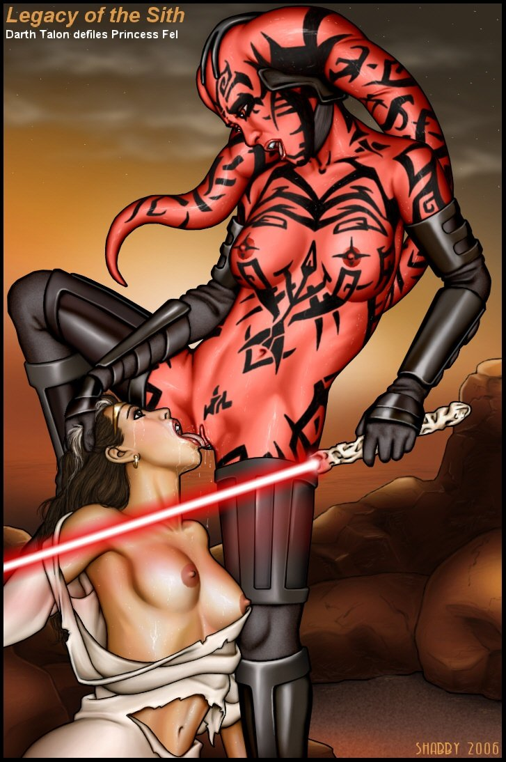 Darth Talon Sex
