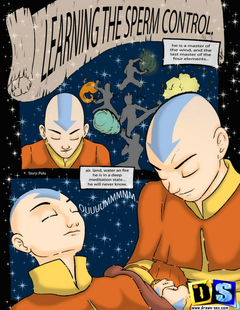 Learning the Sperm Control (Avatar the Last Airbender)