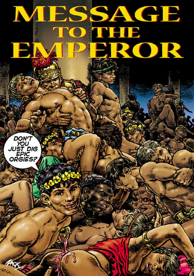 Most erotic male comics — photo 7