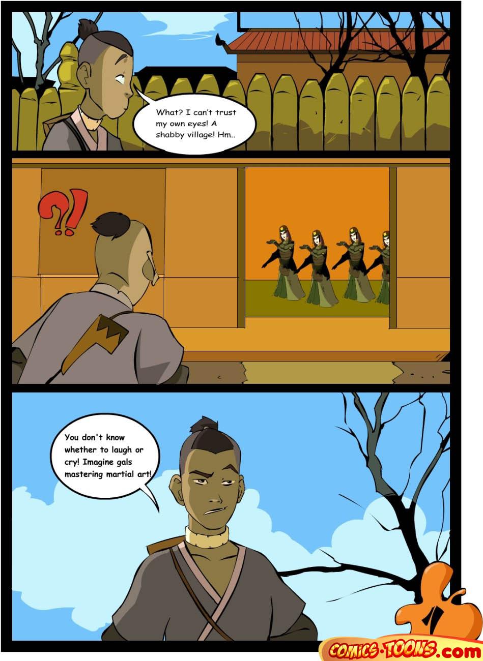 [Okunev] Avatar the Last Airbender