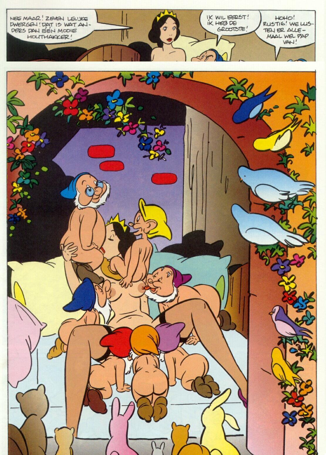 Белоснежка эротические расказы