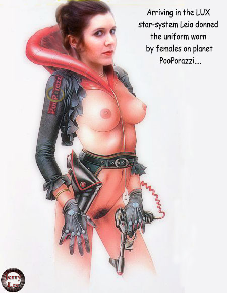 Carrie fisher as princess leia nude — img 13