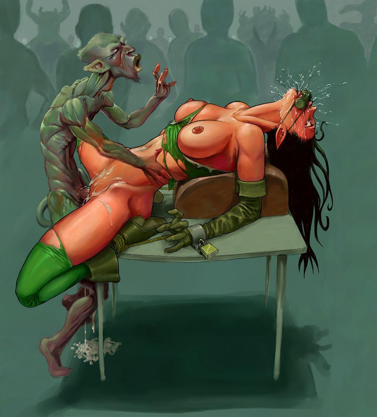 X-ray hentai anal sex tube