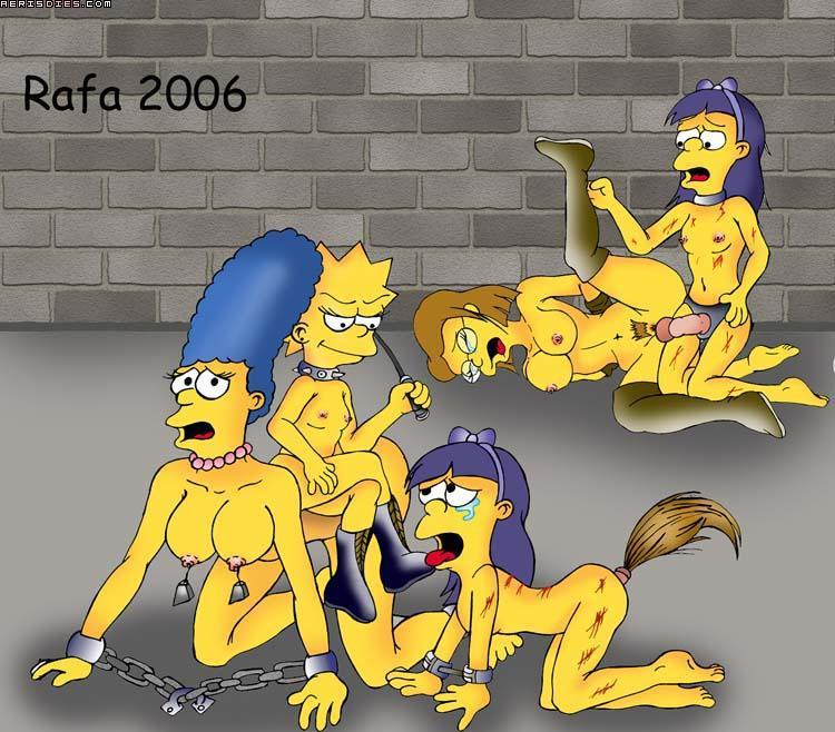 the simpsons bdsm