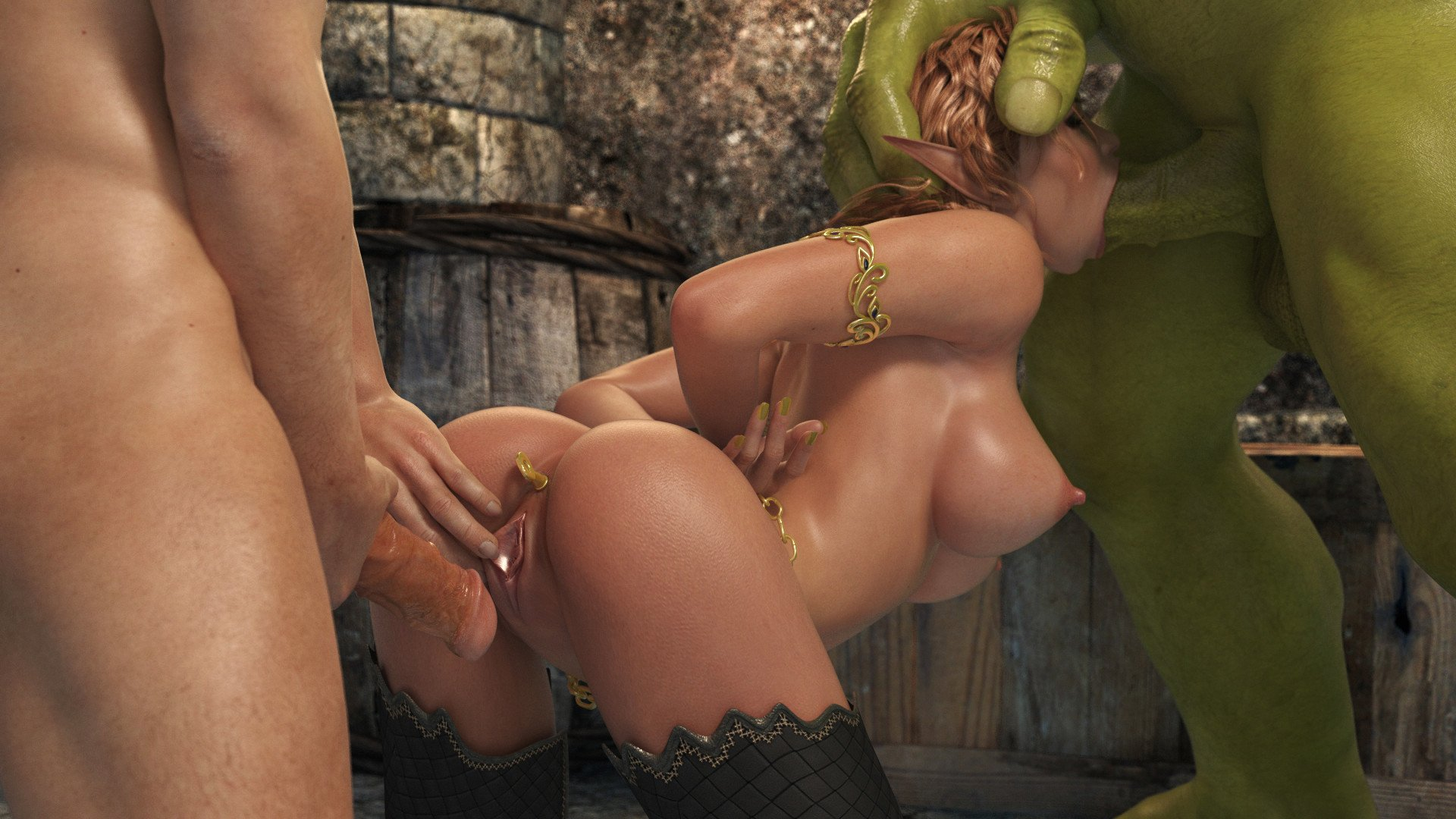 Free elf sex pictures — photo 11