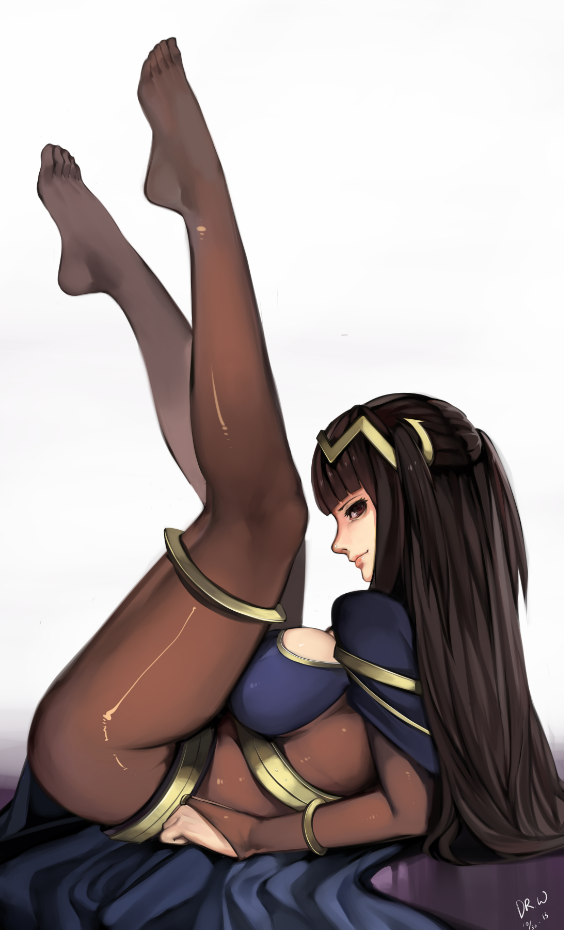 Milf with big ass