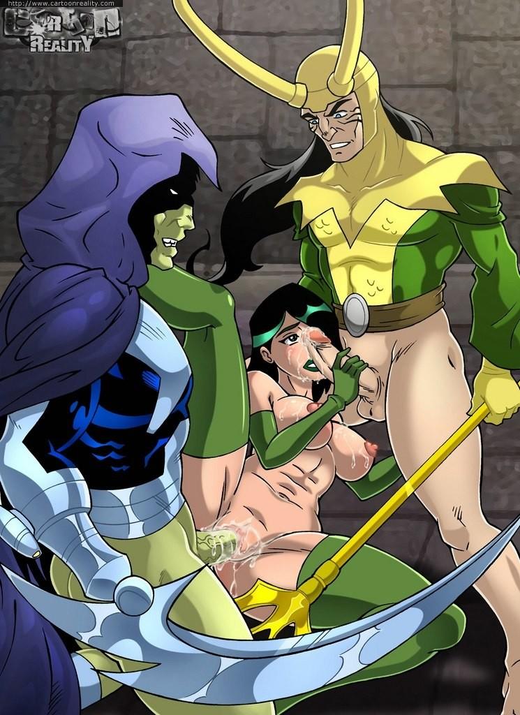 Avengers Cartoon Pics