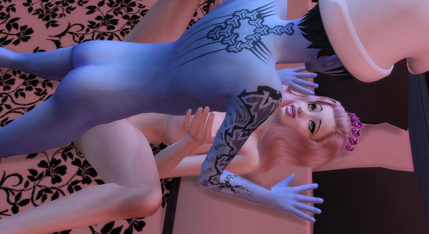 Skyrim porn animation