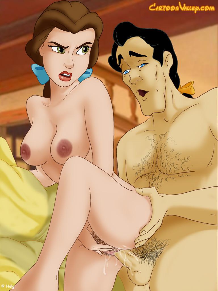 Белль порно донна