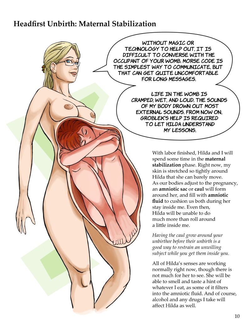 unbirthing porn