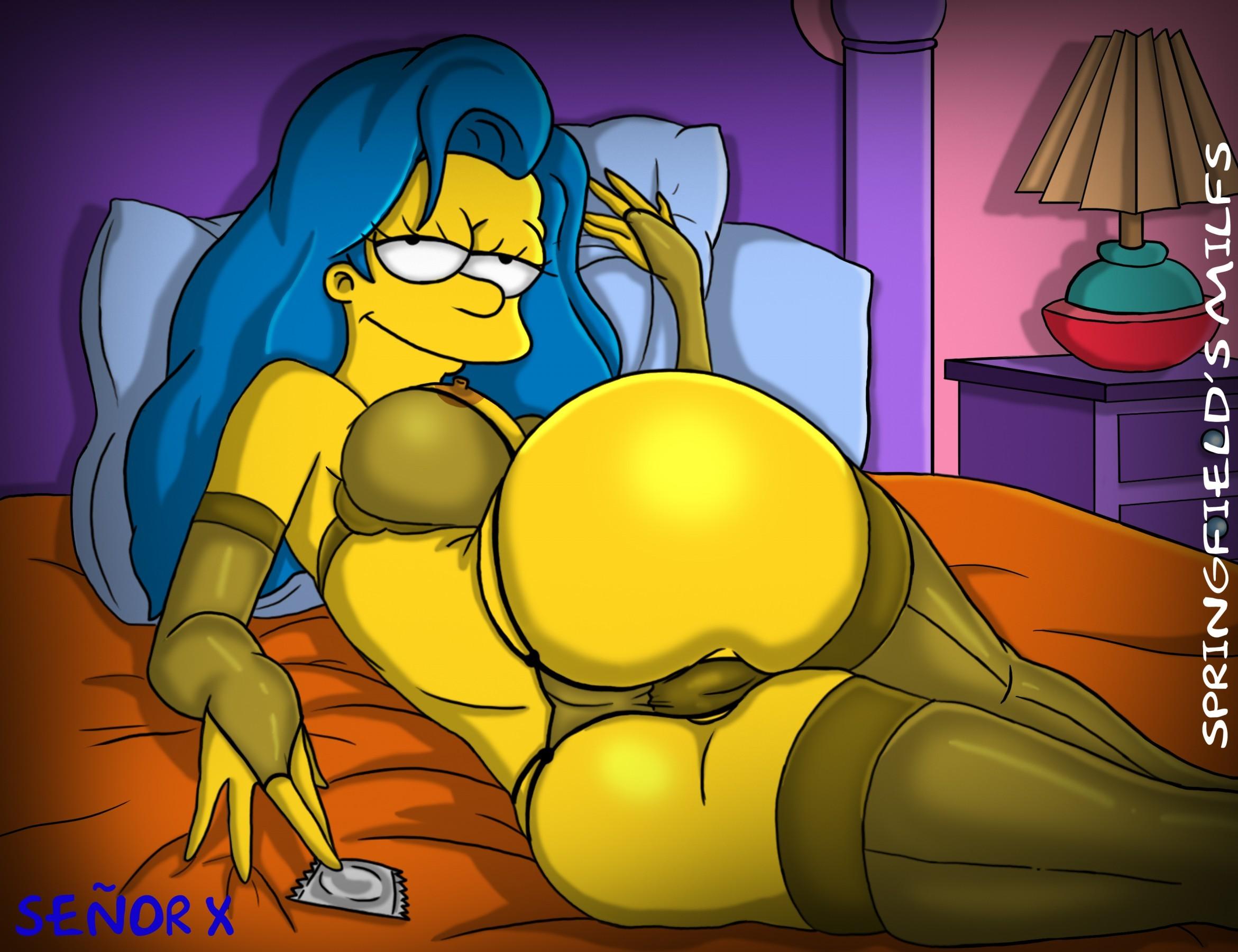 Мардж фото порно