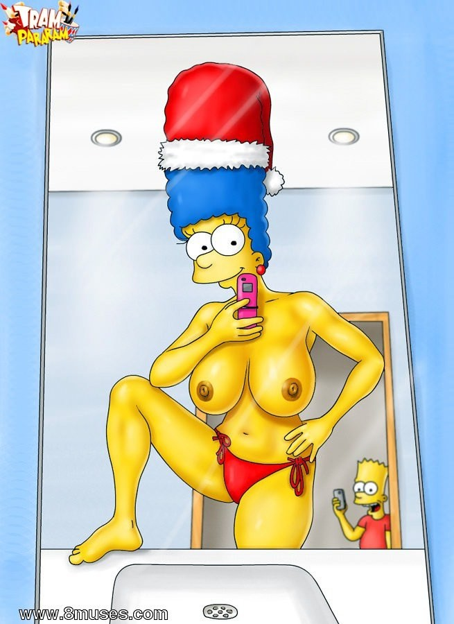 marge-simpson-naked-tram-stopped