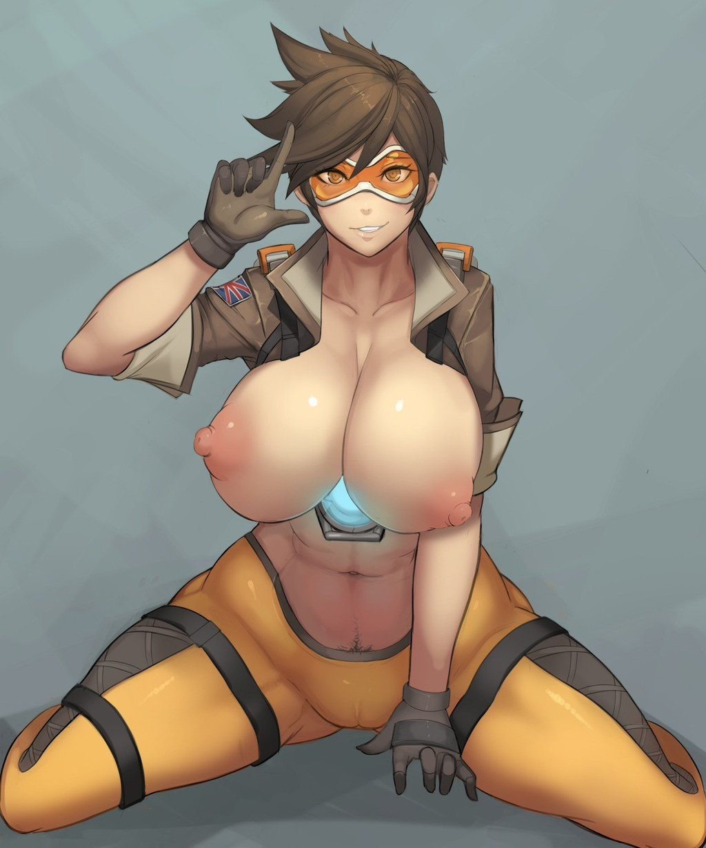 Overwatch porn manga