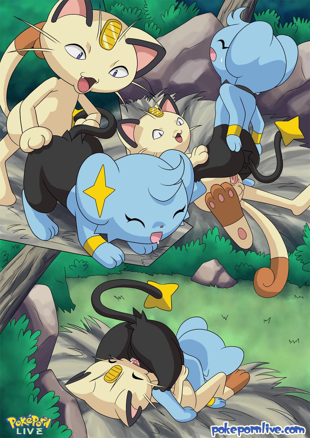 Pokemon xxx comic
