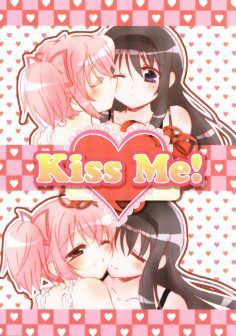 Kiss Me! (Puella Magi Madoka Magica) [English]
