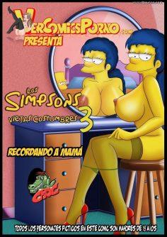 Simpsons comic 3