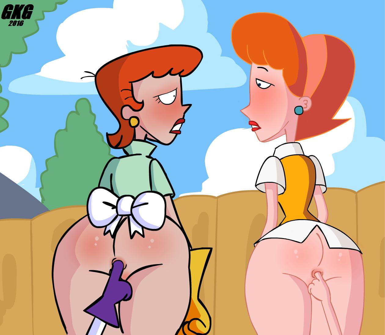 Dexters mom porn
