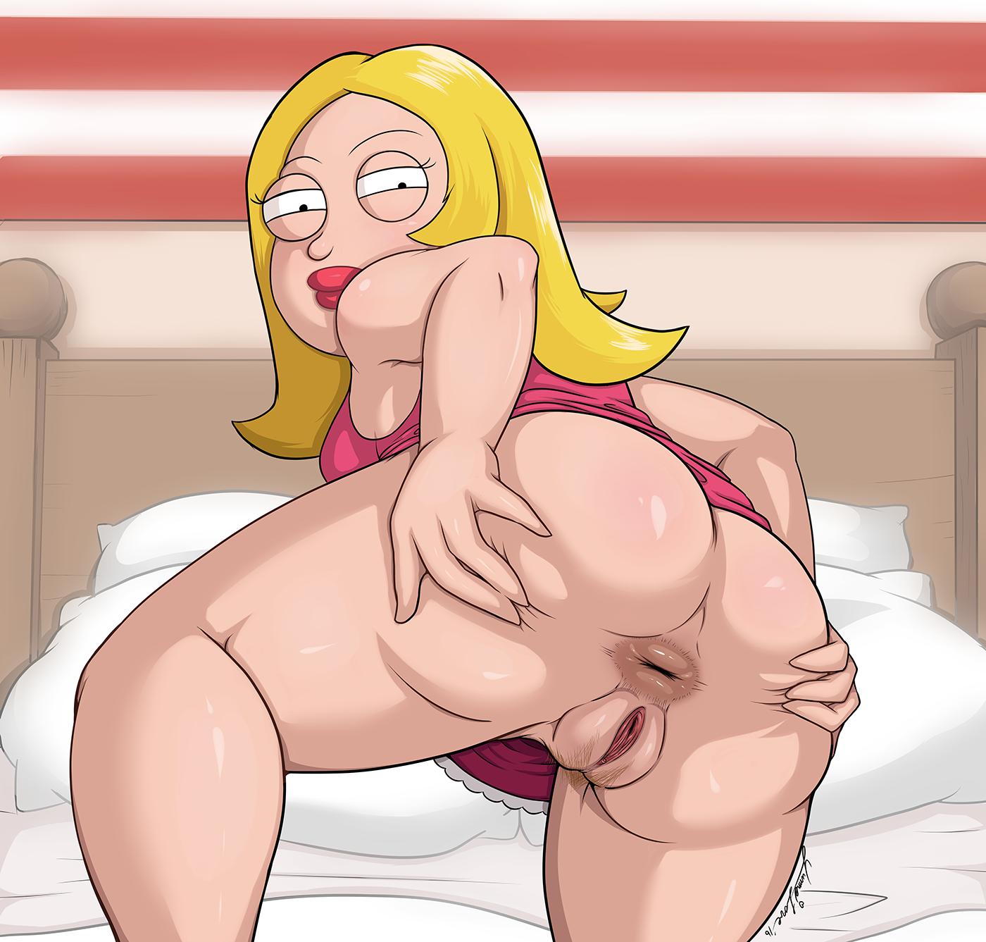 Francine smith porn