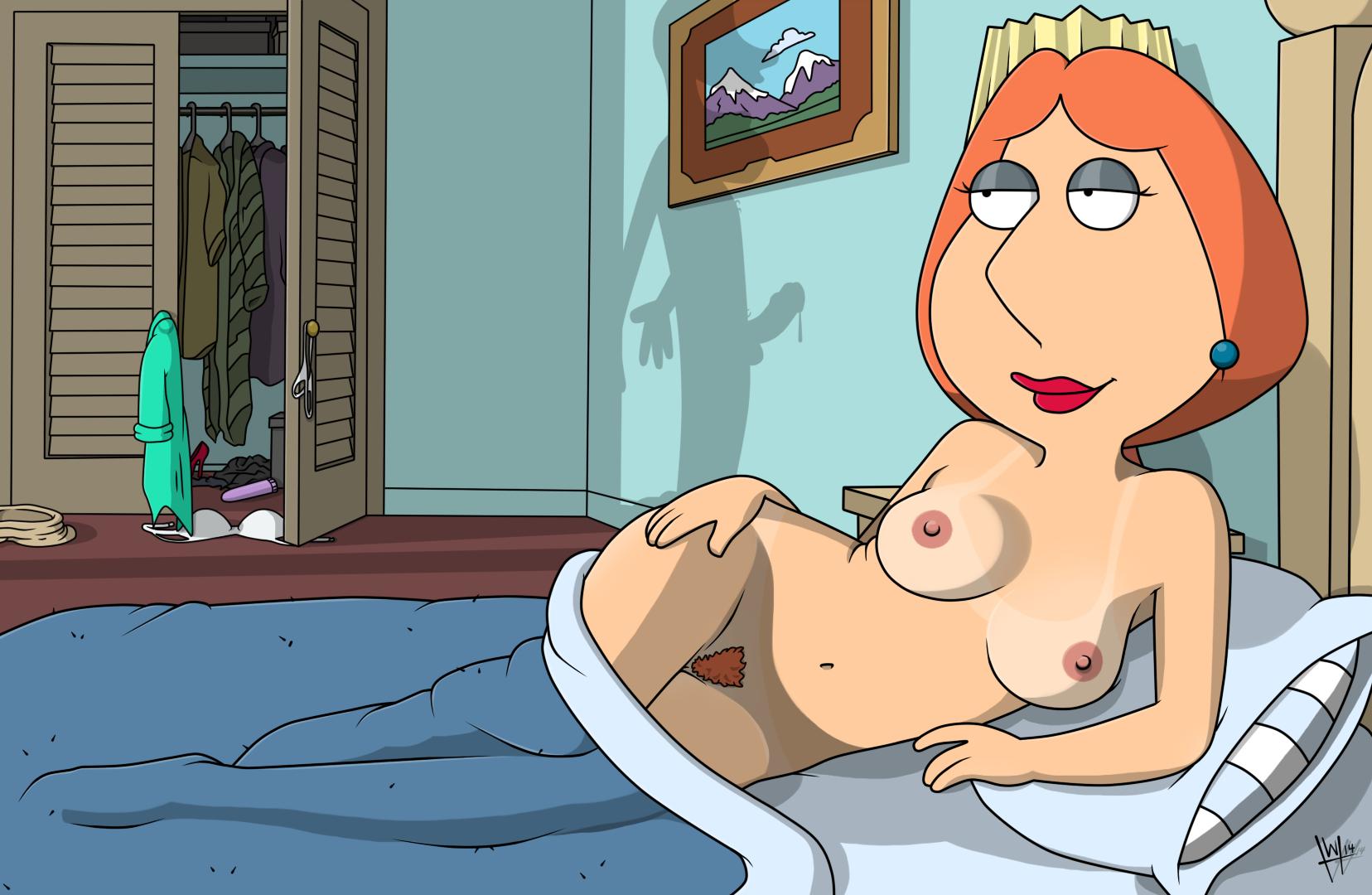 Lois griffin sex scene