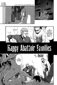 ojou no Danran | Happy Abattoir Families Ch. 9 (COMIC Mate legend Vol. 2 2015-04) [English]