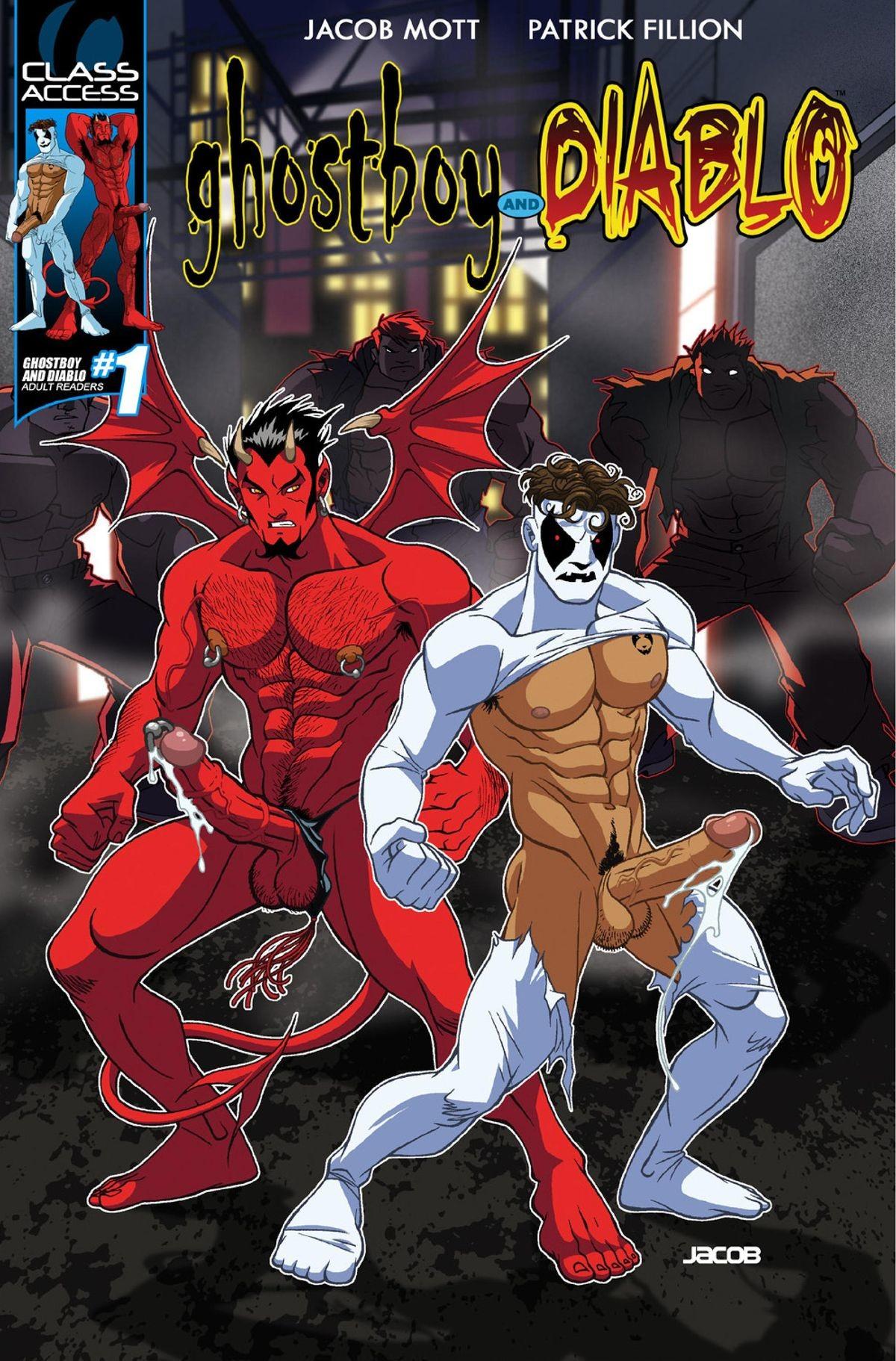 Ghostboy & Diablo 01