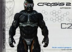 The Art of Crysis 2