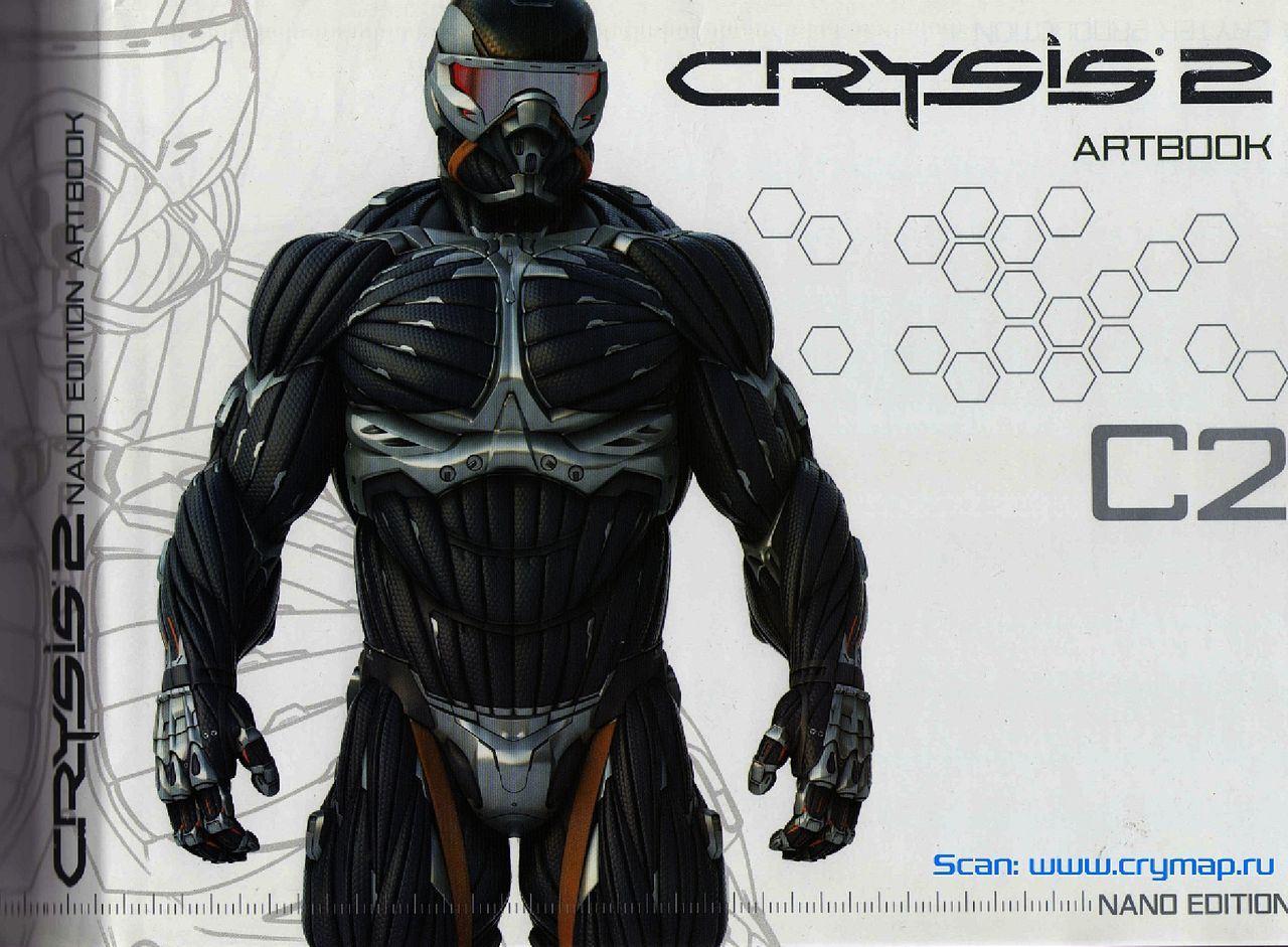 The Art of Crysis 2
