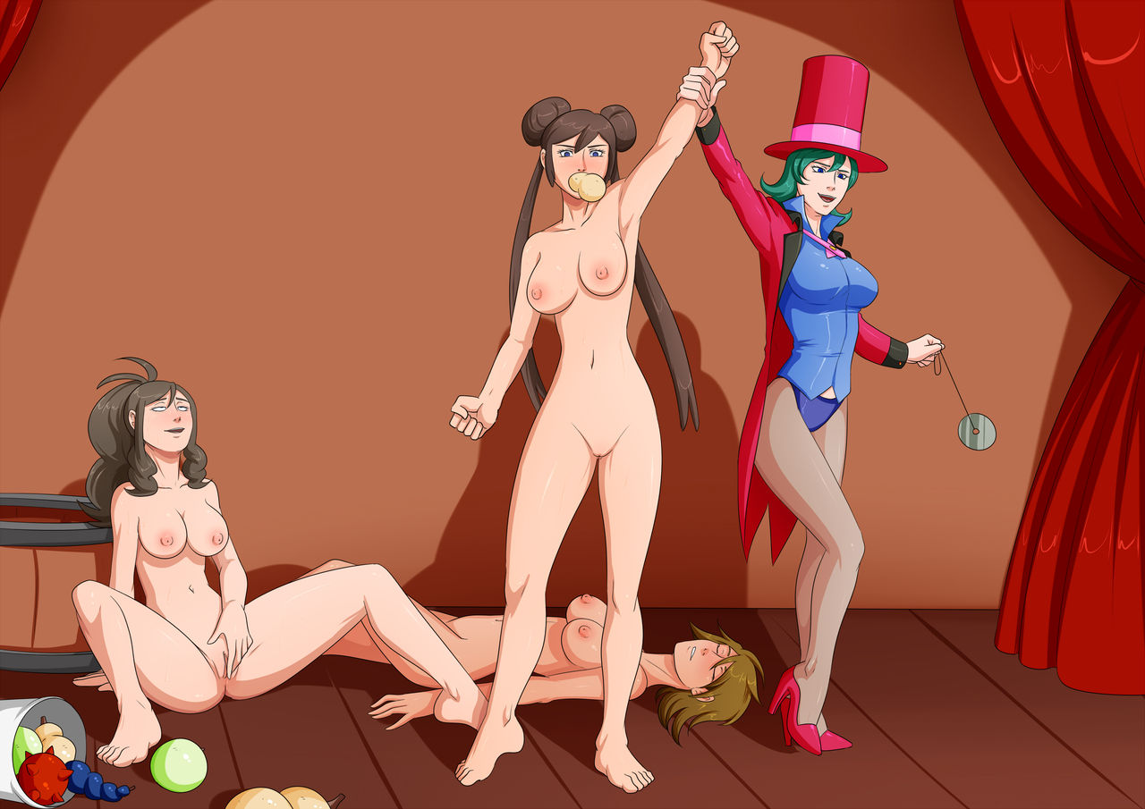 hot naked lady pokemon