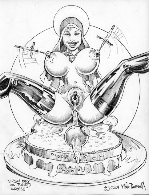 Xxx virgin mary, slit porno