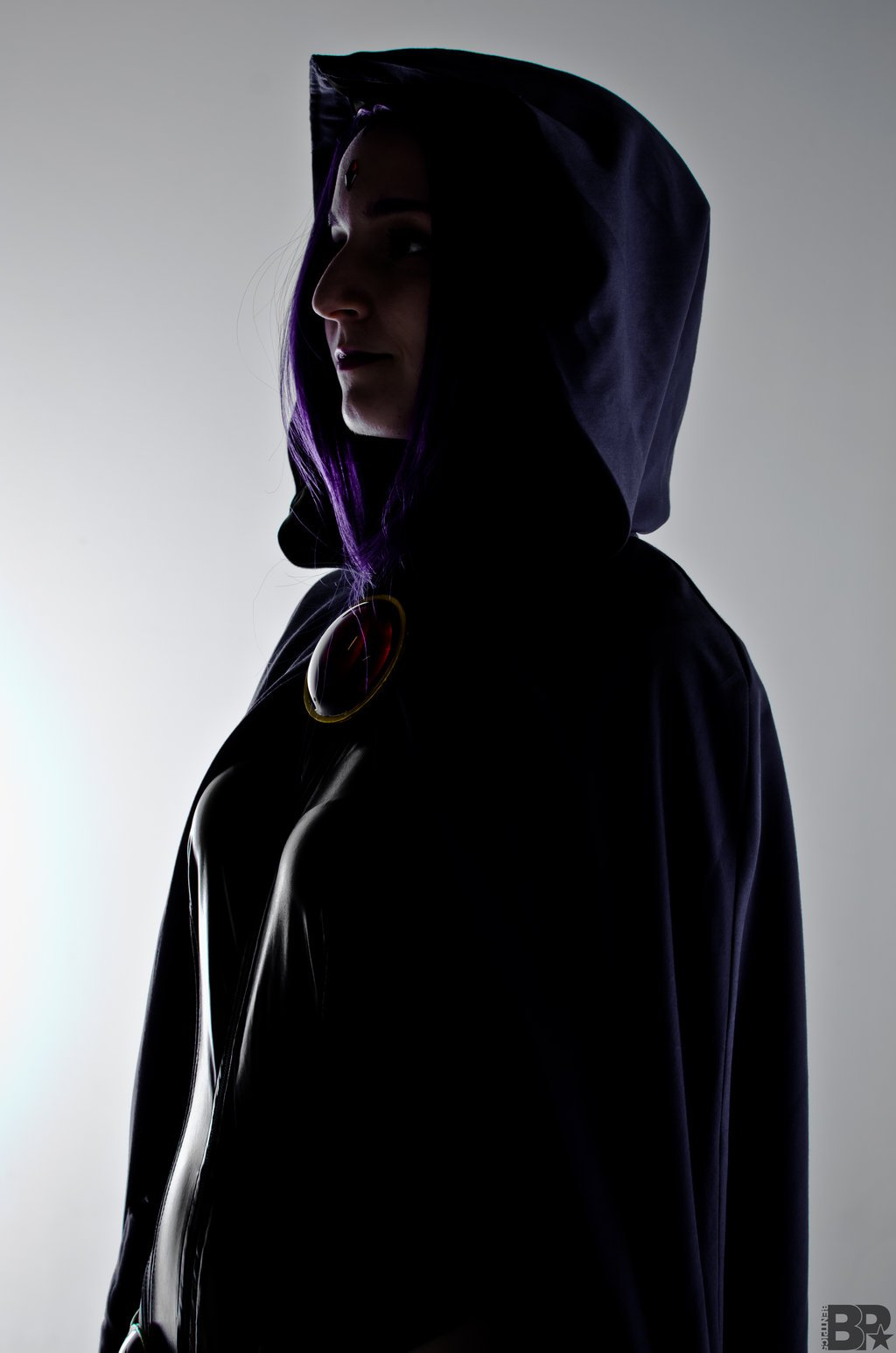 Raven cosplay by Chelzor (Teen Titans)
