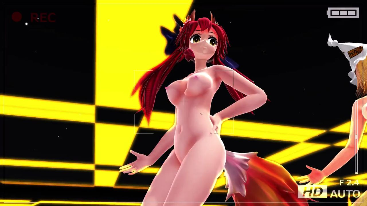 3d hentai mmd futanari shower surprise - 5 7