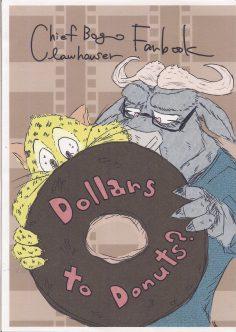 (Kemoket 5) Dollars to Donuts? (Zootopia)