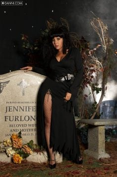 [Erica Campbell] Season of the Witch (Elvira, Mistress of the Dark)