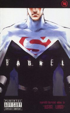 BABHEL (Batman, Superman) [English]