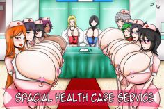 EscapefromExpansion: Special Health Care Service