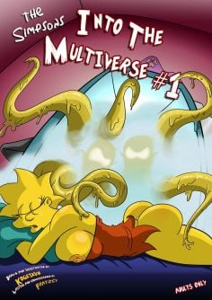 The Simpsons: Into the Multiverse #1